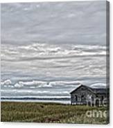 Fisherman Shack  Canvas Print