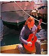 Fishermans Song Canvas Print