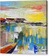 Fishers Haven Canvas Print