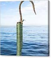 Fishing Gaff Canvas Print
