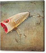 Fishing Lure I Canvas Print