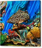 Fishtank Canvas Print