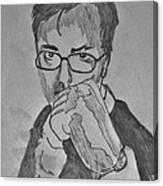 Fist Of Fury Canvas Print