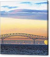 Fitting The Key - Pano Canvas Print
