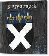 Fitzpatrick Canvas Print