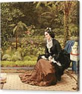 Five Oclock Canvas Print
