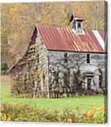 Fixer Upper Barn Canvas Print