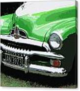 Fj Holden Canvas Print