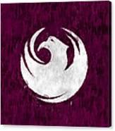 Flag Of Phoenix Canvas Print