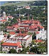 Flagler College St Augustine Florida Canvas Print