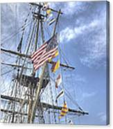 Flagship Niagara Canvas Print