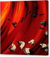 Flamboyant Canvas Print