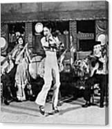 Flamenco Dancer, 1942 Canvas Print