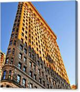 Flatiron Building Profile Too Canvas Print