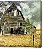 Flatland Farm Canvas Print