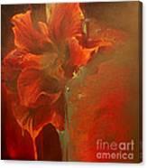 Flava Canvas Print