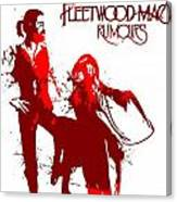 Fleetwood Mac Rumours Canvas Print