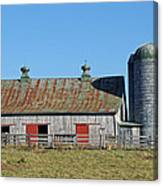 Fleming County Barn Canvas Print