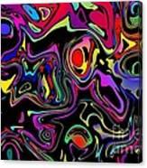 Flerb Canvas Print