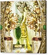 Fleurdelys Canvas Print
