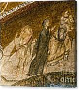 Flight To Egypt Canvas Print