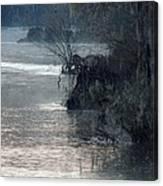 Flint River 28 Canvas Print