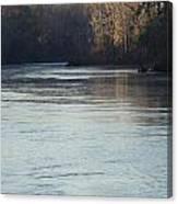 Flint River 31 Canvas Print