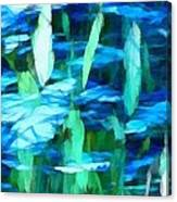 Float 2 Horizontal Canvas Print