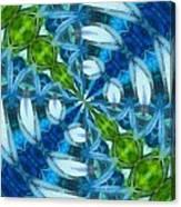 Float 3 Pattern Canvas Print