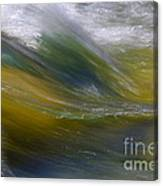 Floating River 2 Canvas Print