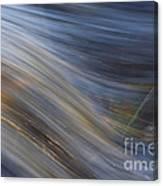 Floating River Vikakoengaes Canvas Print