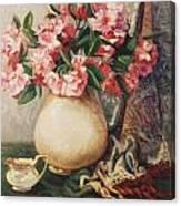 Floral 12 Canvas Print