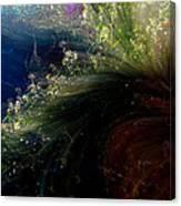 Floral Fantasia Canvas Print