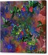 Floral Fantasy 010413 Canvas Print