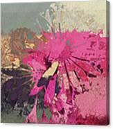 Floral Fiesta - S33bt01 Canvas Print