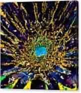 Floral Revolution 3 Canvas Print
