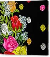 Floral Rhapsody Pt.4 Canvas Print