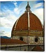 Florence Duomo Italy Canvas Print