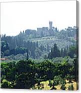 Florence Landscape Canvas Print