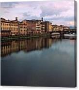 Florence Memories Canvas Print