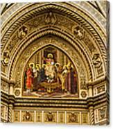 Florence - Santa Maria Del Fiore  Canvas Print