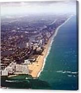 Florida Coast Line-2 Canvas Print