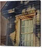 Florida Cracker House Canvas Print