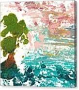 Florida Cypress Canvas Print