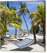Florida Keys Wellness Canvas Print