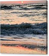 Florida Pastels Canvas Print