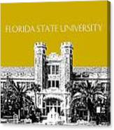 Florida State University - Gold Canvas Print