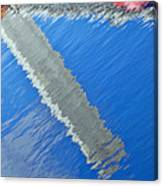 Floridian Abstract Canvas Print