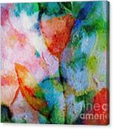 Florisan Canvas Print