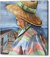 Flossie Canvas Print